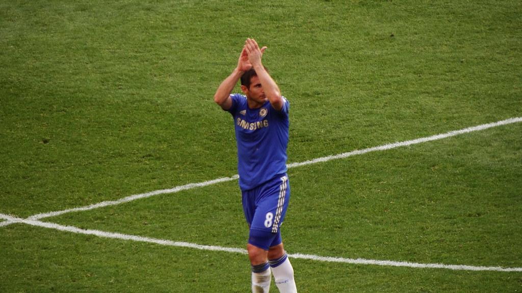 Lampard x Chelsea