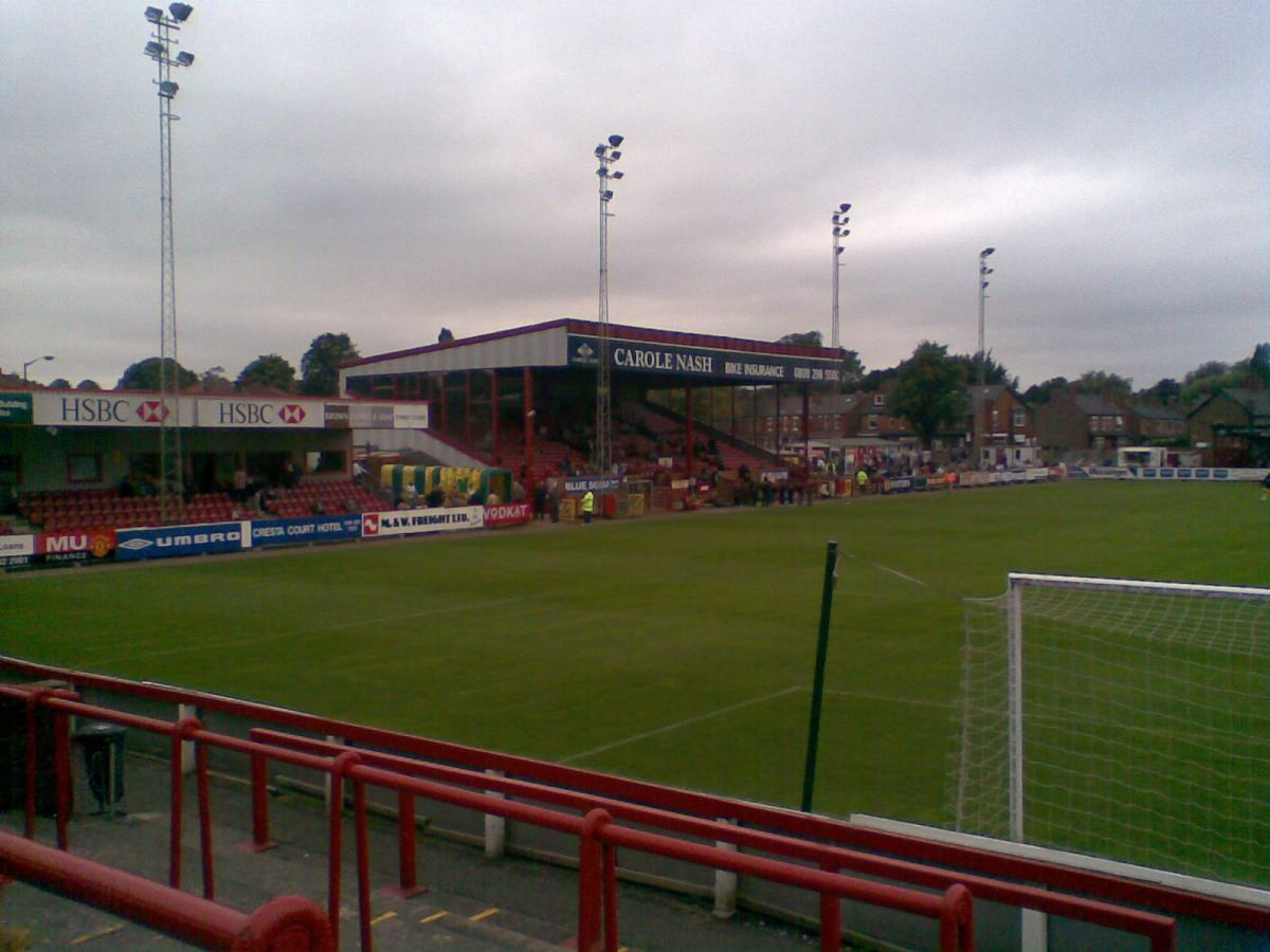 Non-League x Altrincham