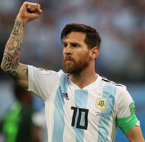 Messi x Argentina